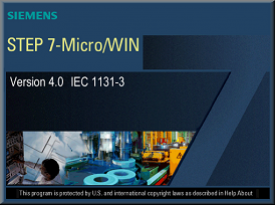 STEP 7 MICRO WIN SP9